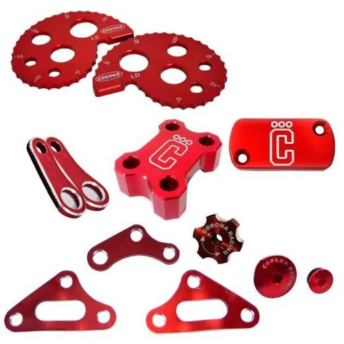 Kit Para Honda Crf 230 (7 Peças )