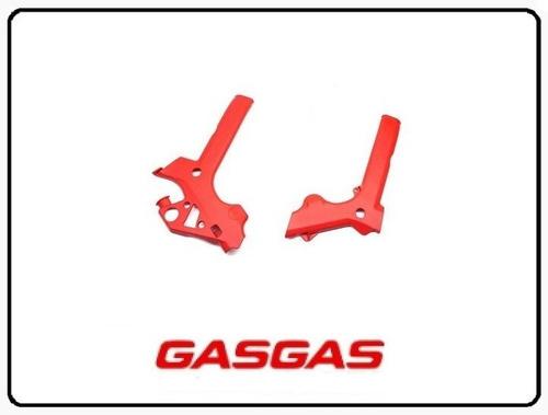 Kit Protetor De Quadro Vermelho Gasgas Ec 250-300 2018-2020