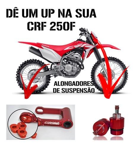 Kit Suspensão Crf 250f Nacional