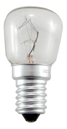 Lâmpada Geladeira Fogao Micro-ondas 15w 127v E14
