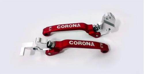 Manete De Embreagem + Freio Para Tornado Corona Racing