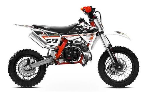 Mini Moto Cross Mxf 50cc Pro 50 Racing