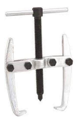Mini Saca Polia Com 2 Garras Articuladas 70mm X 45mm Vonder