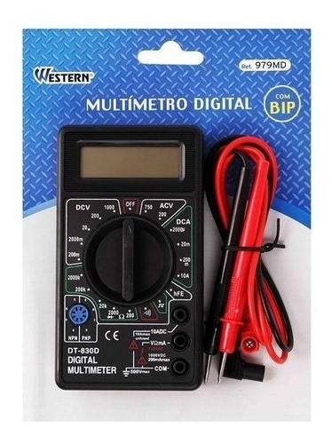 Multímetro Digital-978/979 Md 44175