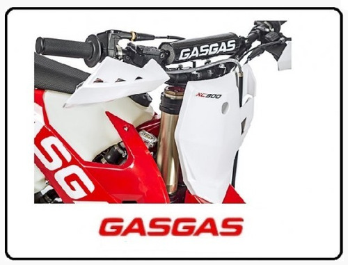 Number Plate Gasgas Xc250/300 18/20 (be90500gg-mxc-1) G-003