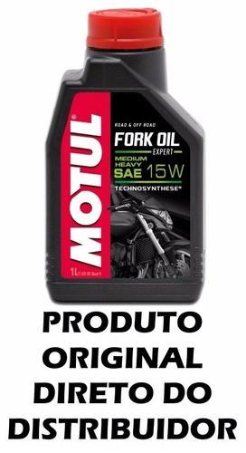 Oleo Motul 15w Suspensão Fork Oil Expert Heavy 1lt