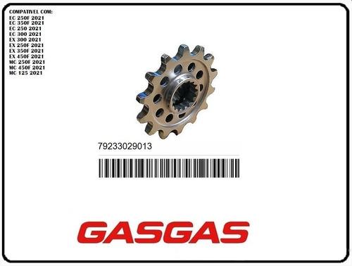 Pinhão 13 Gasgas Ec 205/300-250f-350f Original -79233029013