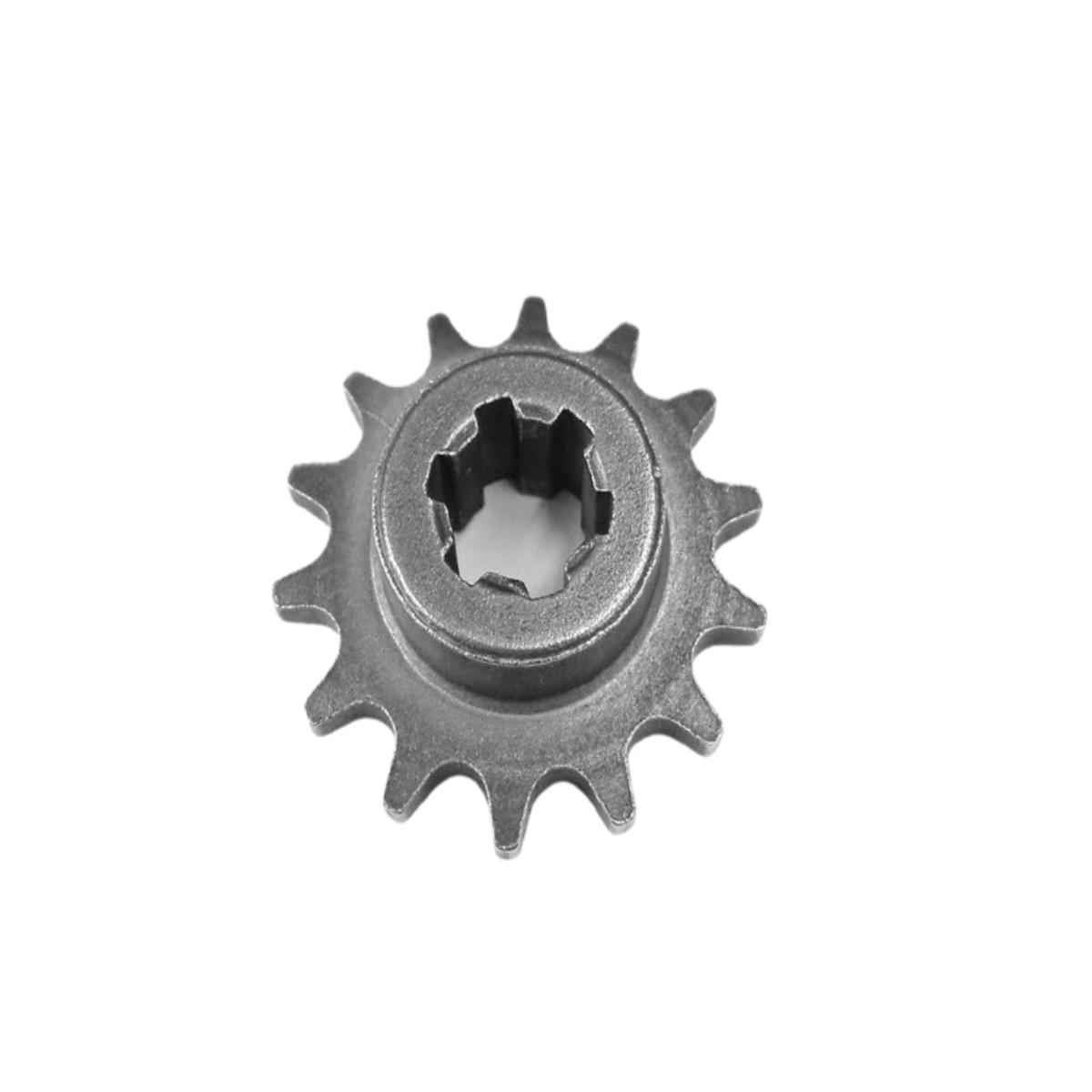 pinhão de transmissão - ferinha 49cc