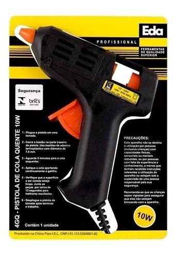 Pistola De Cola Quente 10w Profissional Bi-volt 4gq
