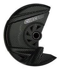 Protetor De Disco Proteção Circuit Moto Crf230 Tornado Preto