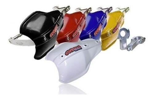 Quilha Protetor Mão Cores Corona Motocross Trilha Enduro