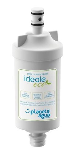 Refil Purificador Ideale Eco Planeta Água