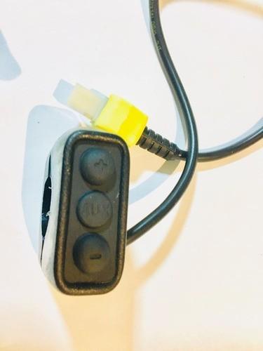 Sensor Blue Pro + Botoeira Totem + Cabo De Sensor Da Roda