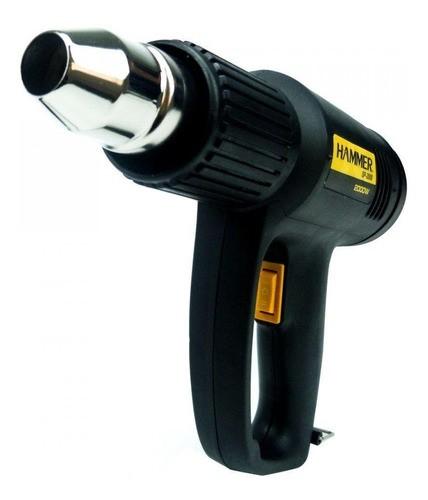 Soprador Termico Profissional 2000w C/ 4 Bicos Hammer