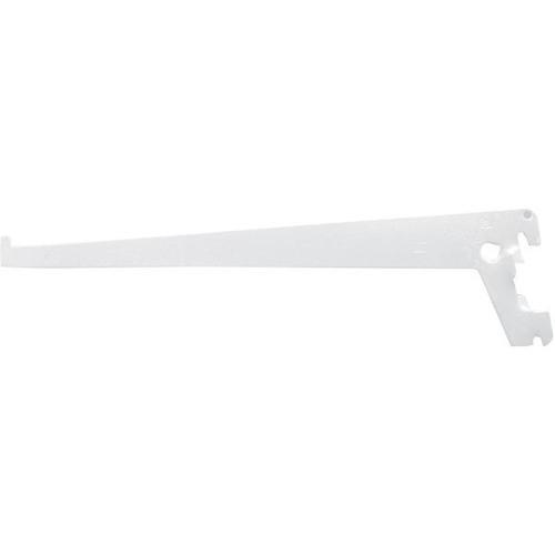 Suporte Para Trilho Prateleira Fico 25cm C/9 Pcs (branco)