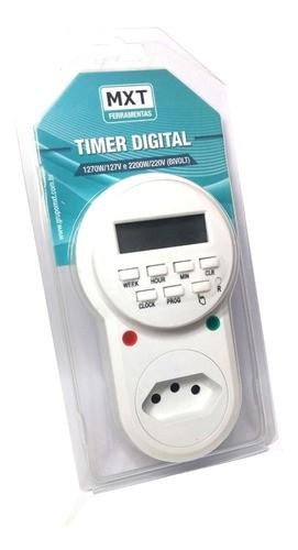 Timer Temporizador Eletrônicos Digital Liga Desliga Bivolt