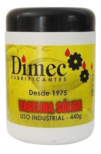 Vaselina Solida Dimec Lubrificantes 440g