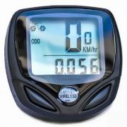 Velocímetro Bike Magnético Sem Fio Wireless Luz Noturna