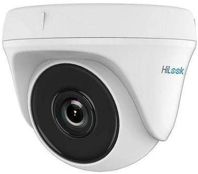 Câmera de Segurança Dome Metálica Hilook 2.8mm/ 20m