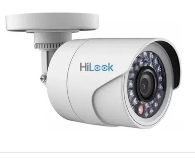 Câmera de Segurança Hilook Bullet 1MP/ 3.6mm/ 20m