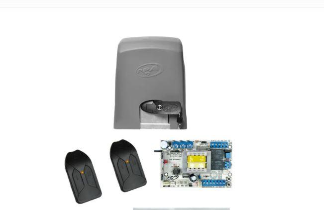 DZ 1500 IND JETFLEX - Kit Motor Deslizante Industrial Ultrarrápido Até 1500 KG