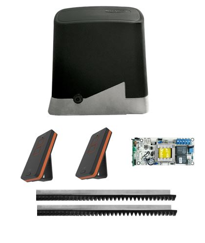DZ New Home 400 (KL) Jetflex Facility - Kit motor deslizante ultrarrápido abertura 4s