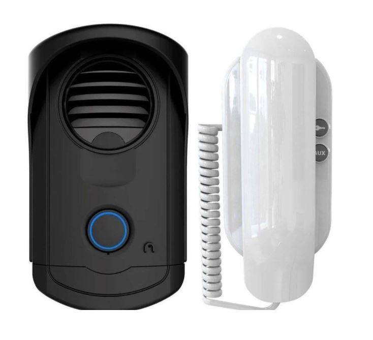 Interfone Porteiro Eletrônico AGL S100 Slim