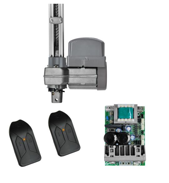 Penta Predial JetFlex 1/2 HP - Kit Motor Basculante Para Condomínios Ultra Rápido (Abertura em 4 segundos)
