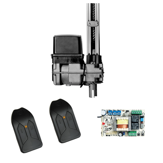 BV Home SP 1/4 HP - Kit Motor Basculante Residencial Rápido (Abertura em 10 segundos)