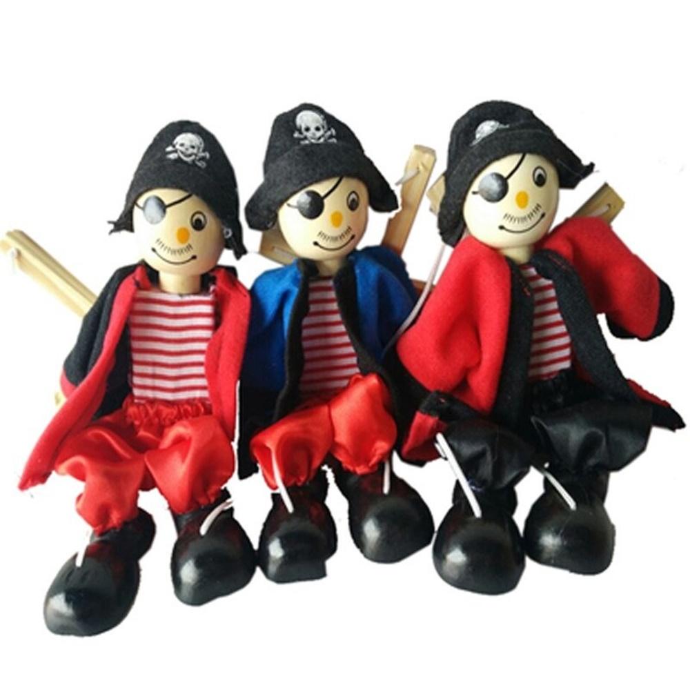 Fantoche Marionete Pirata teatro infantil