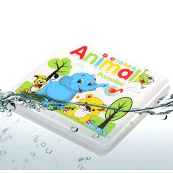 Livro hora do banho Animais