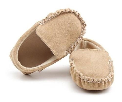 Sapato Mocassim Camurça