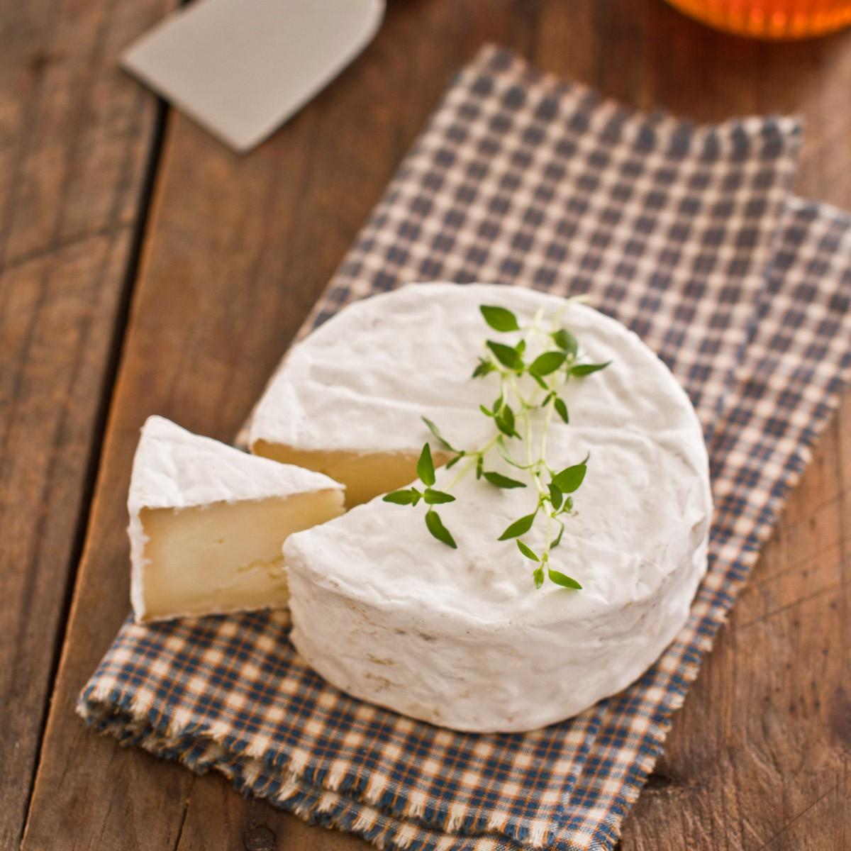 Avecuia - Queijo de leite de ovelha tipo Camembert - 280g