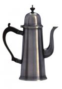 BULE DE CAFÉ RETO COM ALÇA DE MADEIRA H:27cm(P218)