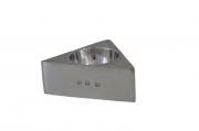 Porta ovo quente triangular antigo (P39A)