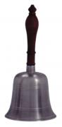 Sino de mesa com cabo em madeira (P99)