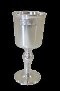 Taça com moldura para vinho tinto (P262A)