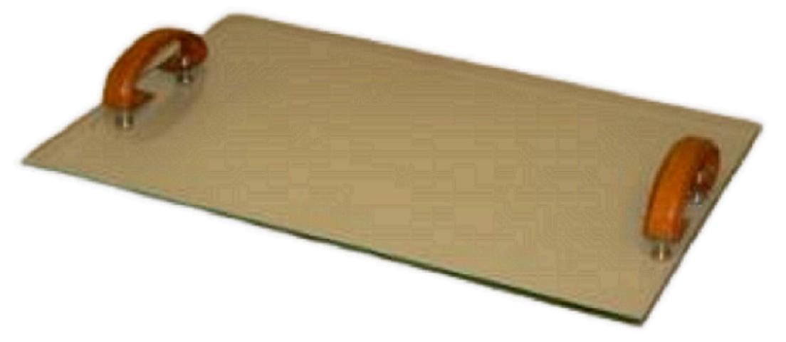 BANDEJA DE VIDRO (P500)
