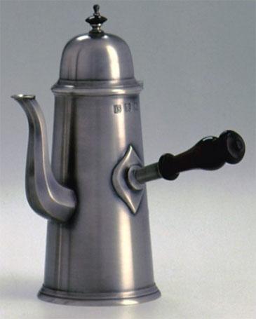BULE DE CAFÉ COM ALÇA DE MADEIRA (P133D)