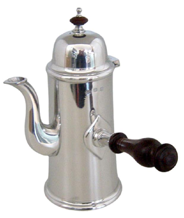 BULE DE CAFÉ COM CABO DE MADEIRA (P133B)