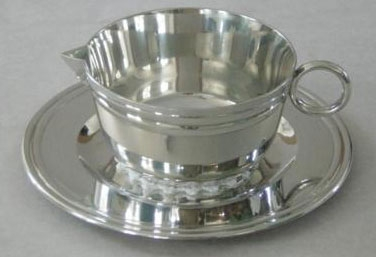 Conjunto de molheira com pratinho (CNJ050)