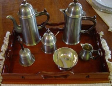 Conjunto para chá e café 02 (CNJ002)