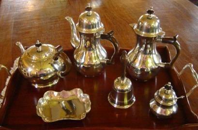 Conjunto para chá e café 04 (CNJ004)