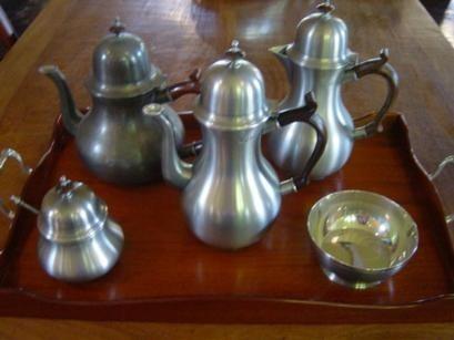 Conjunto para chá e café 07 (CNJ007)