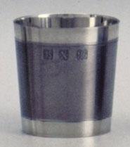 Copo para whisky com duas linhas (P7D)