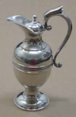 Jarrinha com tampa para azeite/vinagre (P123B)