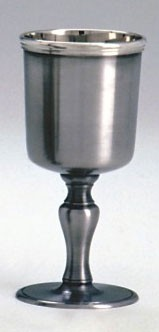 Taça / Cálice com moldura para água (P23A)