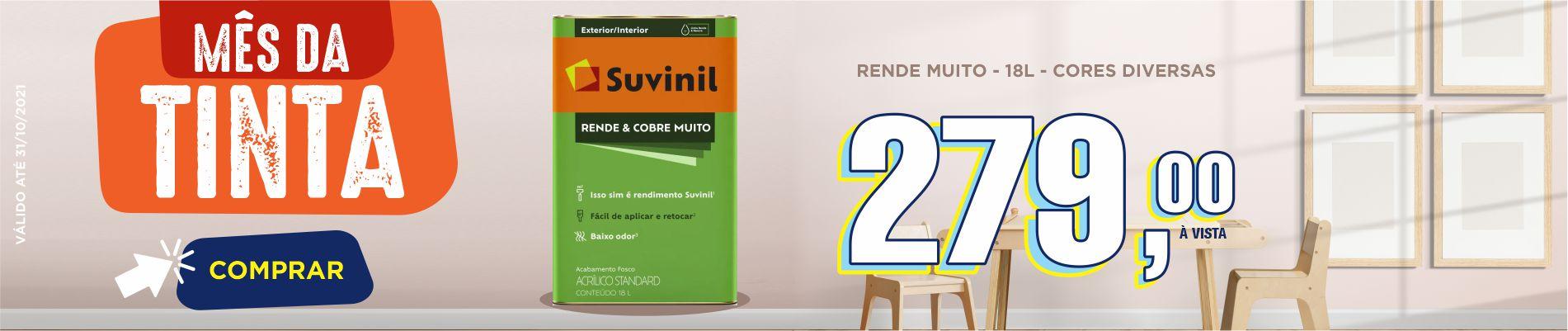 Banner Tinta Rende Muito - Inicio: 01/10/21