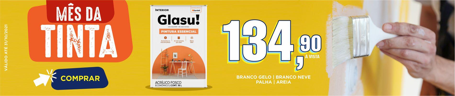 Banner Tinta Glasu - Inicio: 01/10/21