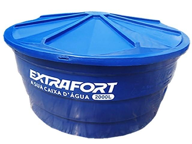Caixa D'agua Polietileno 2000L